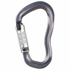 AustriAlpin - Pirum 3-Wege Autolock - Beveiligde karabiners maat One Size, grijs/zwart