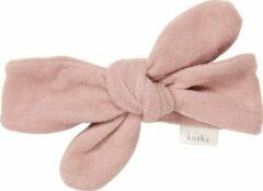 Roze Koeka hoofdband Royan old pink