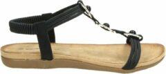 Dolcis dames sandaal - Zwart - Maat 36