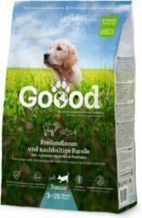 Goood Petfood Goood Junior - Vrije uitloop lam & forel - 10 kg