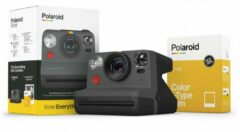 Zwarte Polaroid Polaroid Now Everything box black