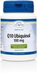 Vitakruid Q10 Ubiquinol 100 mg Voedingssupplement - 60 vega capsules