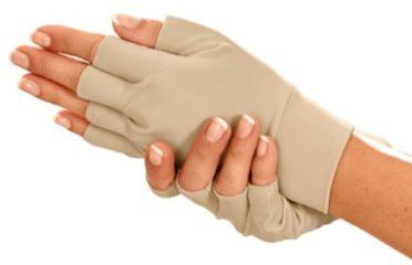 Klingel Bandagehandschoenen beige
