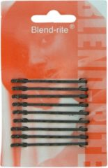 Sibel Haarschuifjes Blend Rite Schuifjes 9 Stuks / kaart 5 cm