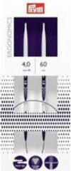 Blauwe Prym ergonomische rondbreinaald 60 cm 4,0 mm EAN