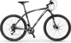 """MBM Mountainbike 27,5"""" BRIDER TWENTYSEVEN.5 Schwarz-Weiß"""