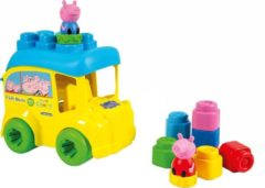 Gele Clementoni Soft Clemmy - Peppa Pig Bus Bucket