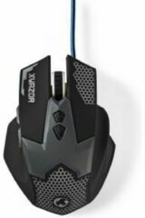 Nedis Gaming Mouse   Wired   Illuminated   2400 DPI   7 buttons