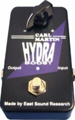 Carl Martin Hydra Boost compression/boost/dynamics pedaal
