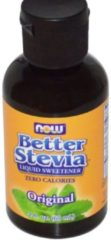 BetterStevia, Vloeibaar Extract (60 ml) - Now Foods