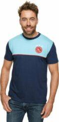 AFC Ajax Ajax T Shirt Senior - Maat S - Ijsblauw Ajax Amsterdam