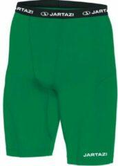 Jartazi Thermobroek Heren Polyester/elastaan Groen Maat 3xl