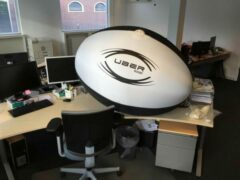 New XXL Mega Rugbybal - Zacht - 160 cm