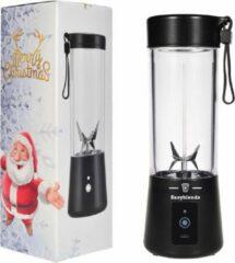 Easyblender- Blender- Easyblends Pro- Zwart- Draagbaar- Kersteditie- Kerstcadeau