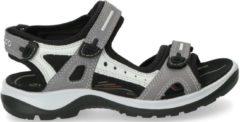 Ecco - Women's Offroad Yucatan Sandal - Sandalen maat 36, grijs