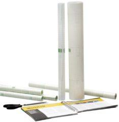 Apli zelfklevende plastic op rollen formaat 1,5 m x 0,5 m (50 micron)