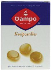 Dampo Keelpastilles Honing-Vitamine C 24 pastilles