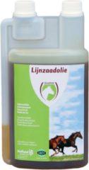Excellent Lijnzaadolie - ondersteund de darmwerking en vacht 1 LITER