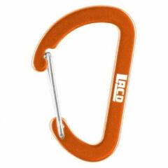 LACD - Accessory Biner FS - Materiaalkarabiner maat 40 mm, oranje/rood/beige