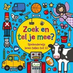 Deltas Boek Zoek En Tel Je Mee?