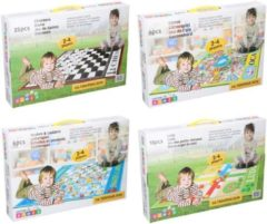 Lifetime Games - Speelkleed Snakes & Ladders 130 x 93 x 0,3 cm