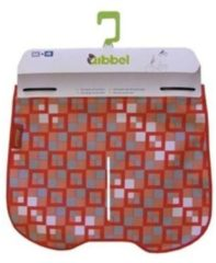 Rode Qibbel Q716 - Stylingset Windscherm - Checked Red
