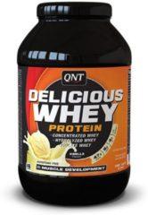 QNT Delicious Whey|Protein Eiwitpoeder|Eiwitshake|2.2kg|Vanille