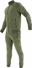 Legend Sports Legend B-keuze Trainingspak Unisex SlimFit Army groen 108