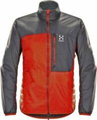 Rode Haglöfs - Barrier Rescue Jacket - Heren - maat XL
