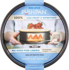 Wham PushPan Springvorm - Aluminium Non-Stick - Rond - Ondiep - 26 cm