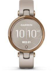 Zandkleurige Garmin Lily - Smartwatch dames - Light Sand