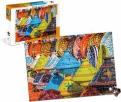 FDBW Puzzel Kunst| Puzzels Volwassenen – Kinderpuzzel | Legpuzzel 500 stukjes | Puzzel Kleurenspectrum | Puzzel Kleurrijk – 500 stukjes