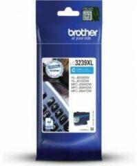 Blauwe Brother LC-3239XLC inktcartridge Origineel Cyaan 1 stuk(s)