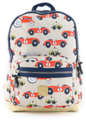 Pick & Pack Cars Backpack M dessert Laptoprugzak