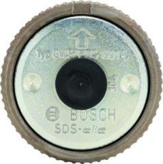 Zilveren Bosch Professional accessoire Bosch - Snelspanmoer