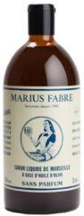 Marius Fabre Marseillezeep zonder Parfum 1L navulverpakking