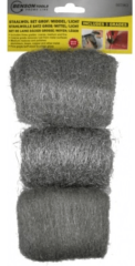 Hofftech Staalwol Set (Grof, Middel & Fijn)