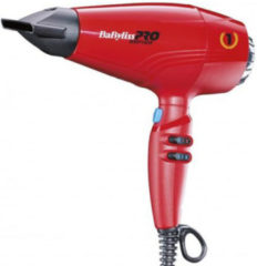BaByliss Pro Babyliss Haartrockner Rapido 2200 Watt Rot