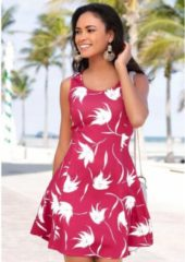 Rode LASCANA scuba-jurk