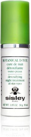 Afbeelding van Sisley Botanical D-Tox Detoxifying Night Treatment - 30 ml - Nachtcrème