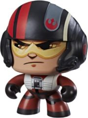 Rode Hasbro Star Wars Mighty Muggs E8 Speelfiguur Poe