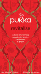 Pukka Org. Teas Revitalise Thee (20st)