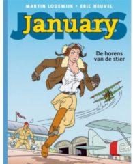 Ons Magazijn January Jones 5 - De horens van de stier