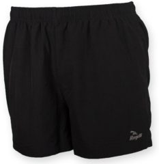Zwarte Rogelli Taranto Baggie Short - Sportbroek - Mannen - Maat XXL - zwart