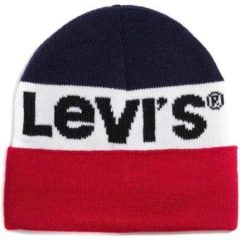 Levi's Levi Muts (fashion) - Maat One size - Unisex - rood/wit/blauw