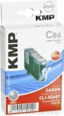 KMP Inkt vervangt Canon CLI-526 Compatibel Grijs C86 1515,0041