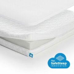 Witte AeroSleep® Essential Pack 2-in-1 : Matras + 3D Beschermer - bed - 60 x120 cm