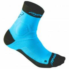 Blauwe Dynafit - Alpine Short Sock - Loopsokken maat 35-38 turkoois/zwart/blauw