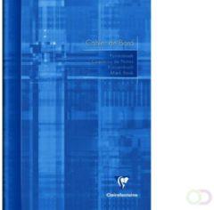 Clairefontaine Puntenboek leraren A4 72blz meertalig assorti