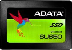 Solid State Drive Ultimate SU650 120 GB ADATA Schwarz